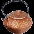 Чайник чугунный Дасин