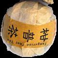 ПуЭр в мандарине